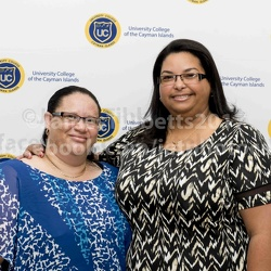 UCCI Awards Convocation Cayman Brac Family & Friends